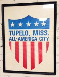 Collection of Oren Dunn City Museum, Tupelo, Mississippi.