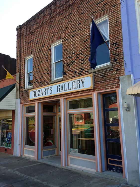 Bozarts Gallery & the 10th Anniversary of Hurricane Katrina (1/6)