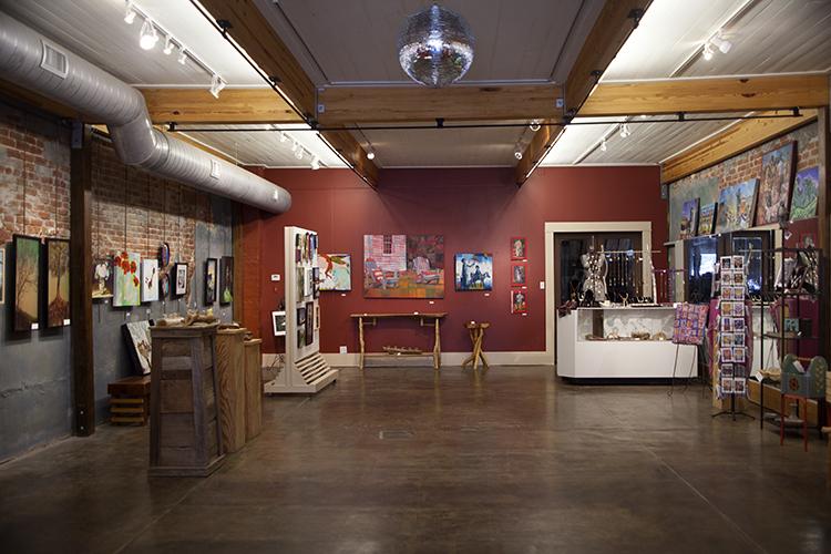 Bozarts Gallery & the 10th Anniversary of Hurricane Katrina (3/6)