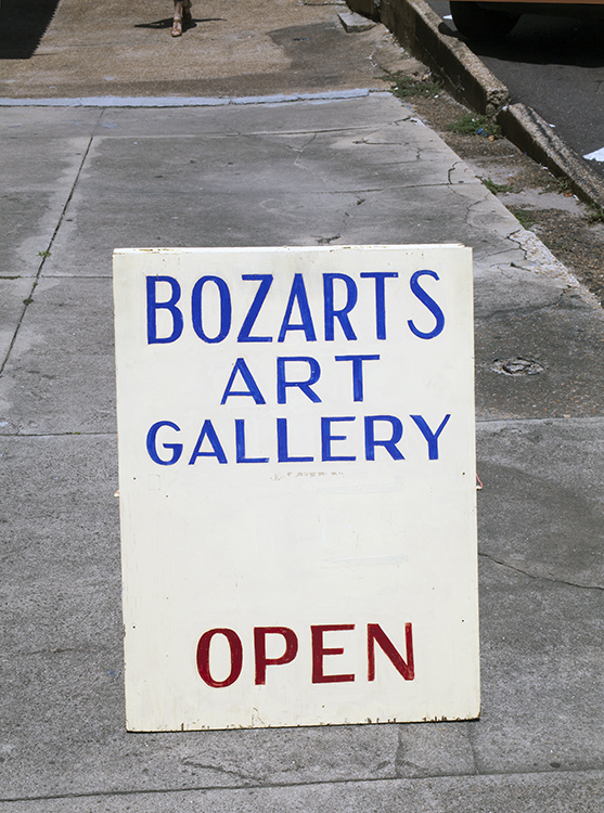 Bozarts Gallery & the 10th Anniversary of Hurricane Katrina (4/6)