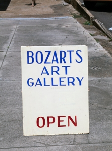 Bozarts tent sign outside_750