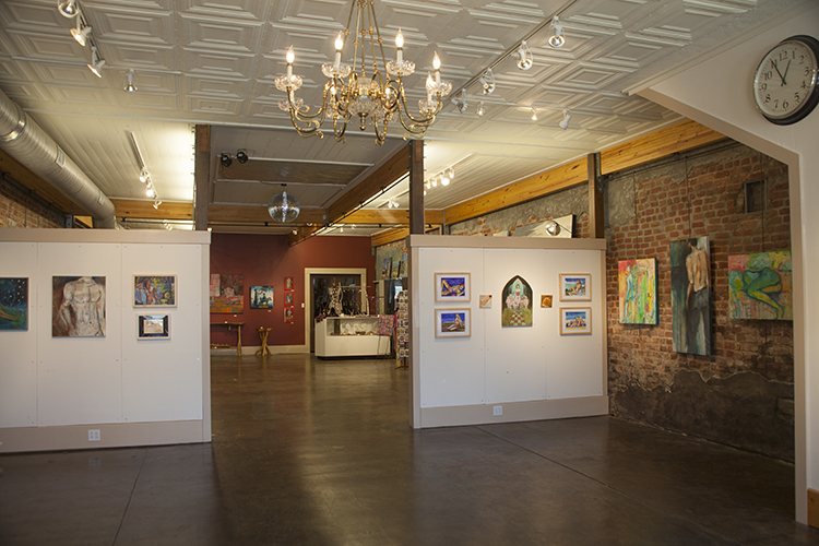 Bozarts Gallery & the 10th Anniversary of Hurricane Katrina (5/6)
