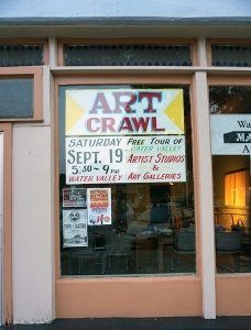 Art Crawl sign_750