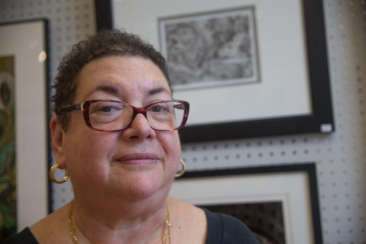 Debra Baldinger portrait