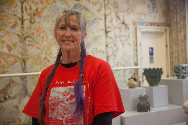 Carole Marie portrait 2